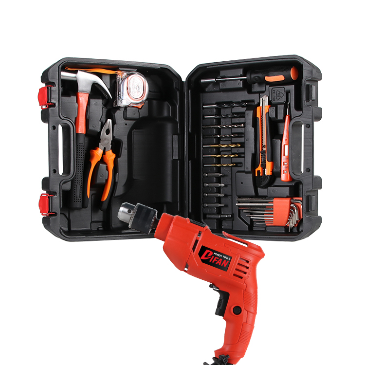 Wholesale With <strong>Hand</strong> <strong>Tools</strong> <strong>Electric</strong> Impact Drill <strong>Tool</strong> Set