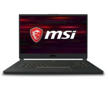 "Gaming Laptop MSI GS65 Stealth Thin 15.6"" Intel 8th Gen i7-8750H 16GB 512GB SSD GTX 1070 Max 144Hz gaming"
