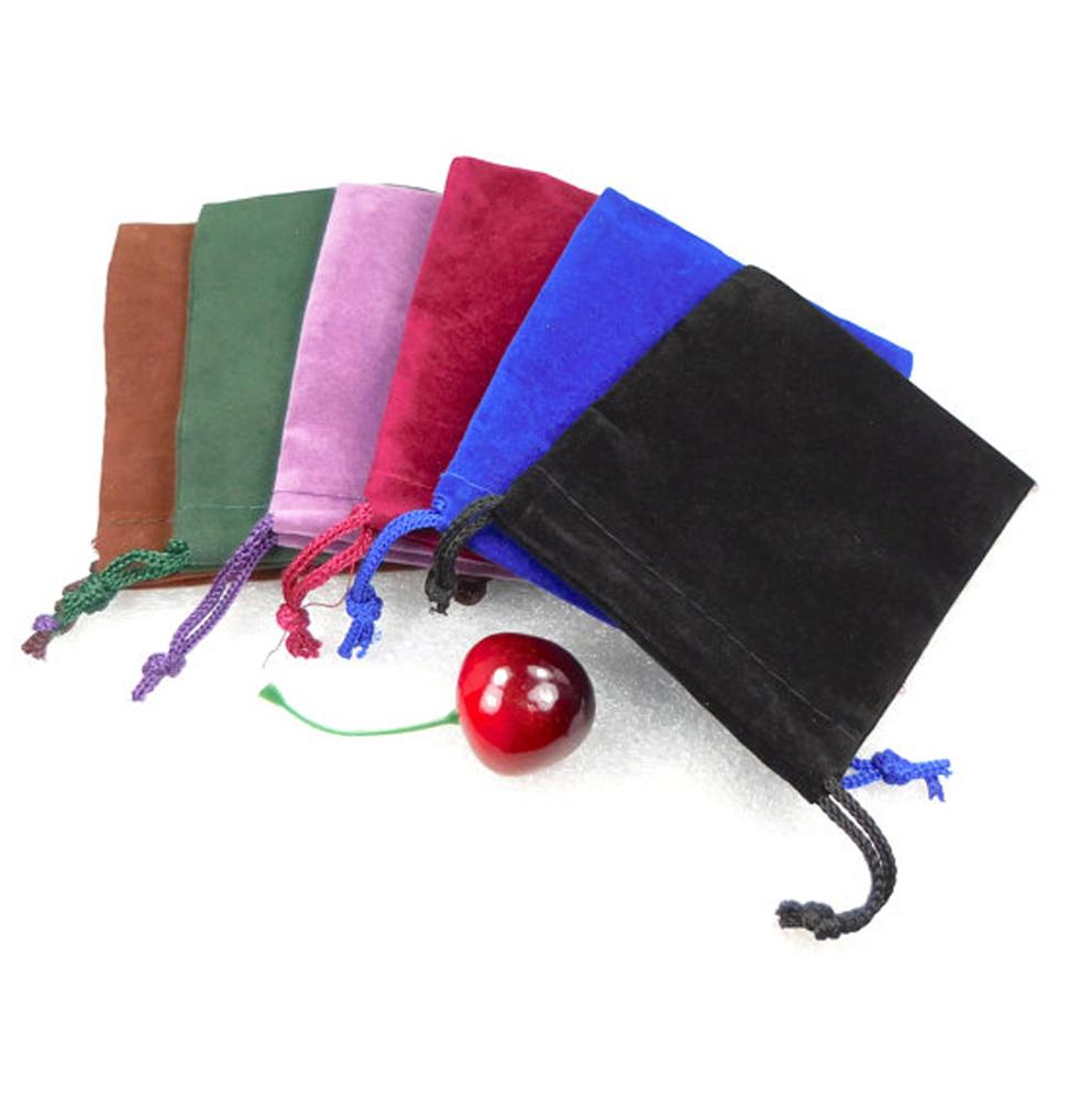 Tire de cadena bolsa de regalo con cordón de gafas de bolsas de embalaje
