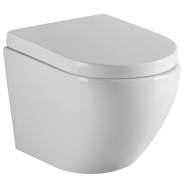 Moderne Salle De Bains En Céramique Washdown Mur Accrocher Toilette Commode