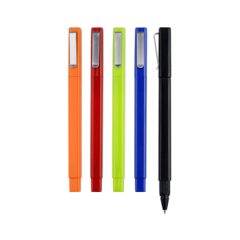 Plastic Hot-selling Square Pen
