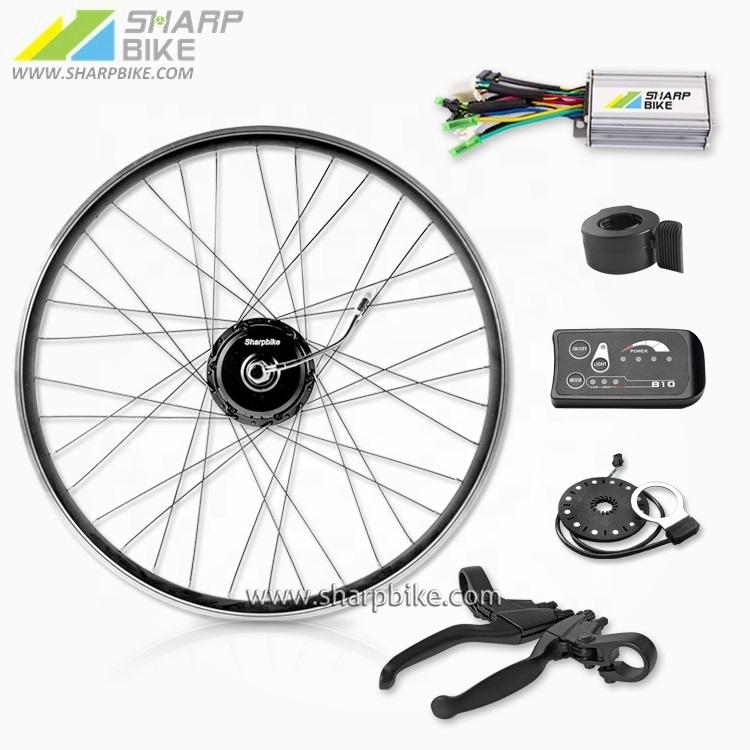 Electric bicycle kit 350w 48v hub motor 36v engine kits