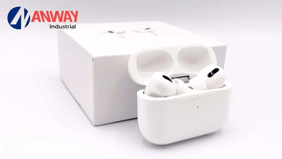 الهواء القرون 3 سماعة لاسلكية تعمل بالبلوتوث سماعة لجميع الهاتف TWS إعادة تسمية سماعات الأذن الرياضية إلغاء الضوضاء المحمولة سماعات V5.0