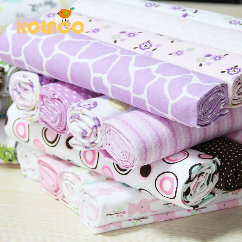 2020 Hot Sale Swaddle Muslin Wrap Blanket Baby Newborn Baby Blanket  High quality 4 pcs set cotton Baby receiving blanket