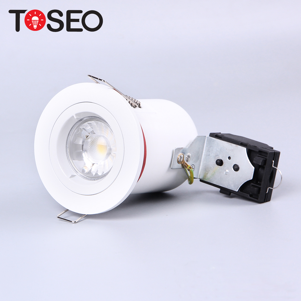 90 Minutes fire-rated 35W 50W 3W 5W 7W cob led down light 240v led gu10 lighting downlights