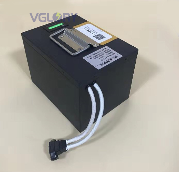 Good Capacity Voltage consistency lithium ion battery price 60v 20ah