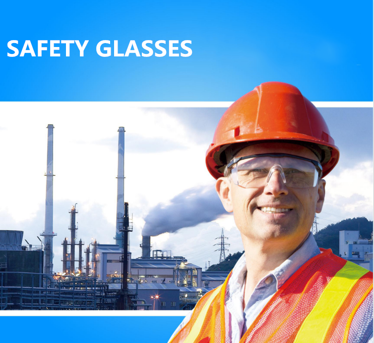 2020 anti-Virus Safety Glasses for Medical Use Dust Sand Protection Glasses CE FDA Clear Eye Protection