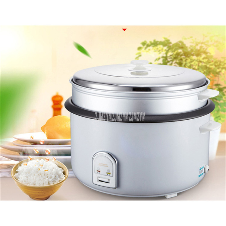 12L Large Capacity Restaurant Hotel <strong>Commercial</strong> Rice <strong>Cooker</strong> <strong>Electric</strong> Food Steamer Non-stick Multifunctional <strong>Cooker</strong> 15-25 Person