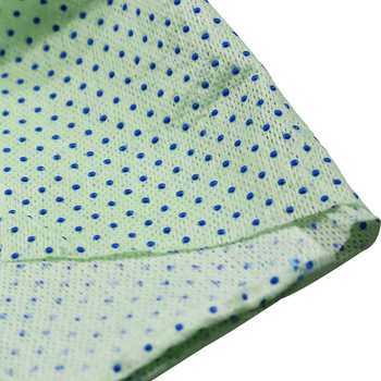 120gsm anti-skid plastic drop pvc cloth Needling punched Cleaning cloth