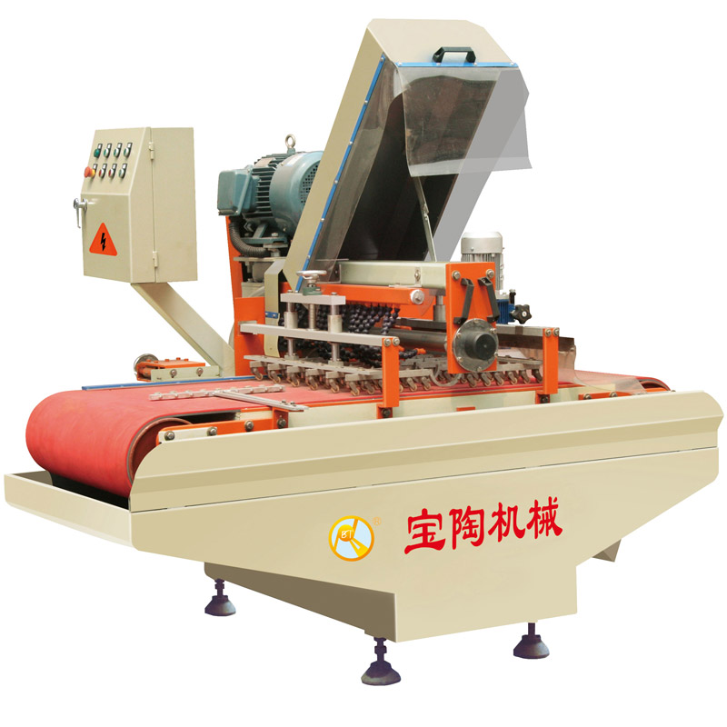 BaoTao <strong>machine</strong> BT-800 automatic <strong>double</strong> spindle mosaic tile cutters 600mm/800mm wet type automatic ceramic cutting <strong>machine</strong>