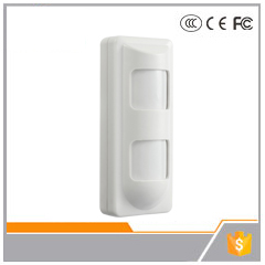 Dual PIR Detection Technology Outdoor Pet Immune PIR Motion Sensor With Relay Output