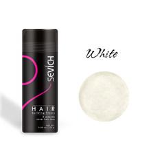 25 г sevich наращивание волос волокна пополнения человеческих волос парик для наращивания натуральные волосы кератиновые волокна лечение тонк...(Китай)