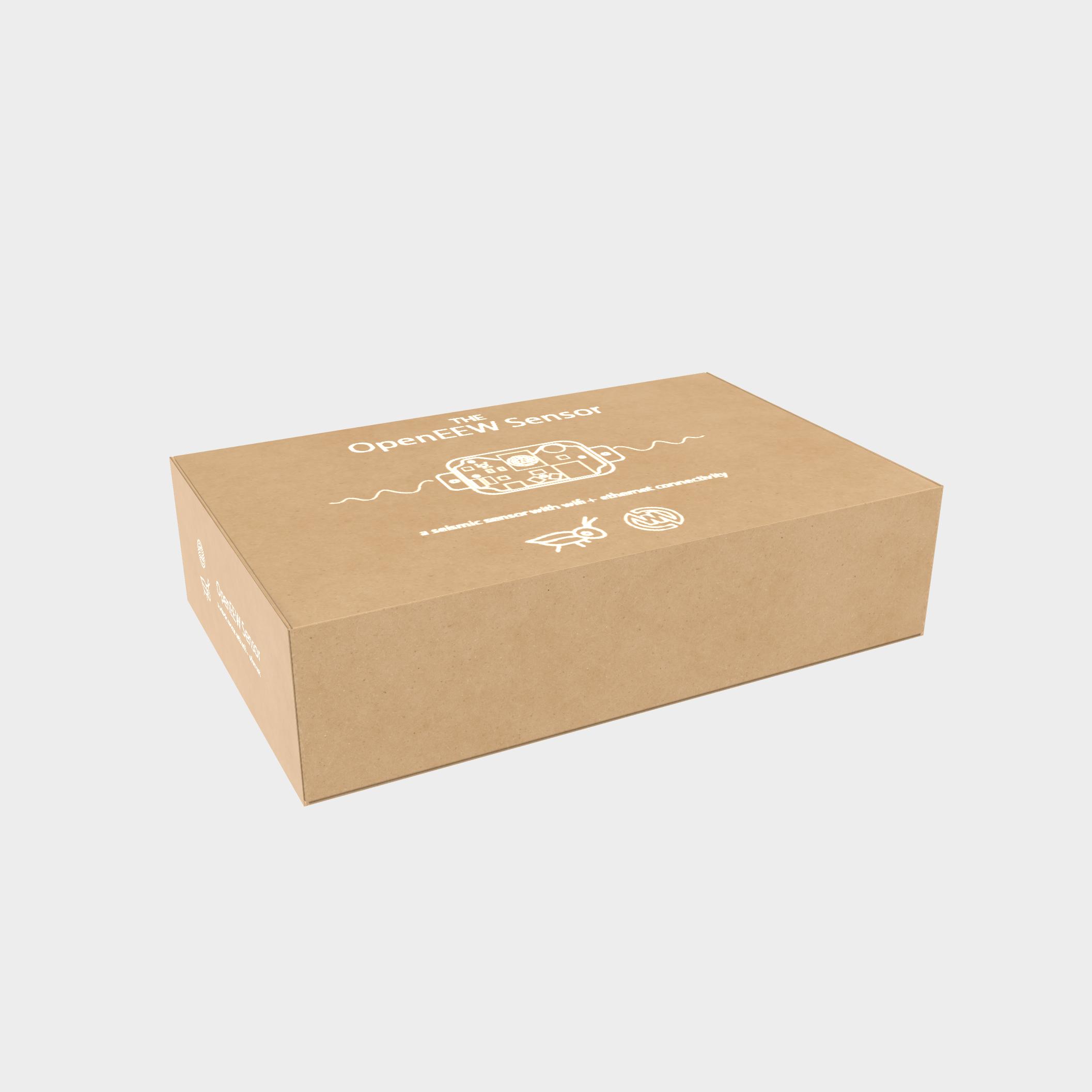 신뢰할 수있는 품질 종이 상자 Paketing