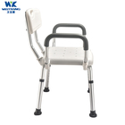 Cost-effective reclining shower chair foot bath massage chair