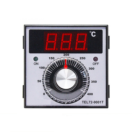 Pointer display TEL72-9001T 220v 380v bakken oven speciale thermostaat Universele digitale temperatuur controller