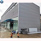 High Quality Metal Structure Building of Luxury Car Workshop Cabin with Cheap Price