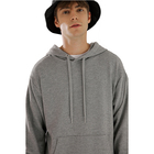 2019 high quality custom wholesale oversized hooded crop hoodies sweatshirts for men