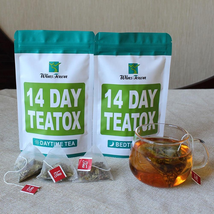 Wholesale Organic Natural Private Label Weight Lose Tea