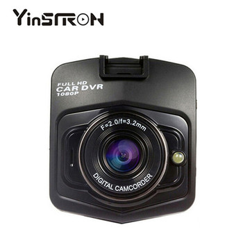 2018 New GT300 Mini Car Camera 1920x1080 1080P Full HD Video Parking Recorder G-sensor Night Vision Dash Camera