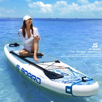 Top-quality excellent printing ISUP inflatable stand up paddle board racing SUP boards