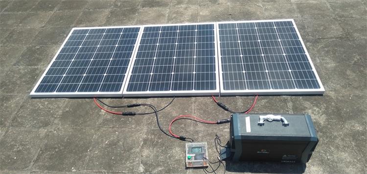 Портативная электростанция 1500 Вт, Вт, солнечный генератор для дома, RV, кемпинга