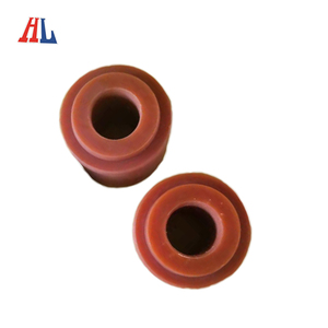 oil filled screw plastic mc nylon casting bushing sleeve