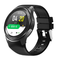 New DM368plus smart watch SIM card independent mobile phone support 4G WIFI heart rate monitoring GPS navigation Google map