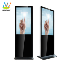 43 zoll Standfuß Android Touchscreen Monitor Wifi Totem Touchscreen Digital Signage Kiosk Lcd Werbung Display