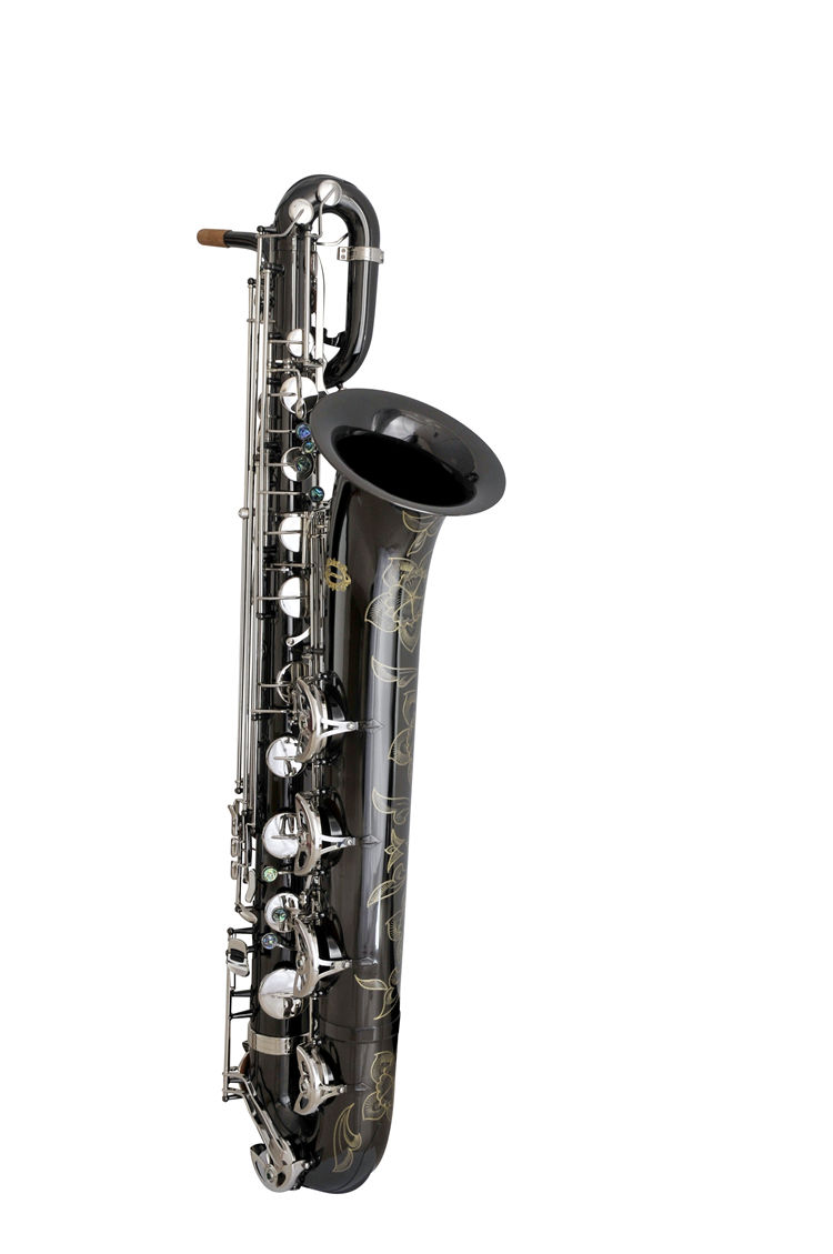Fabricantes venda profissional baritone saxofone para desempenho de concerto