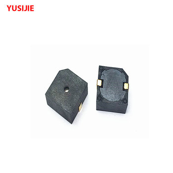3V 9650B SMD active buzzer 9.6mm*5mm External Drive Magnetic Buzzer 9650 for Pcb
