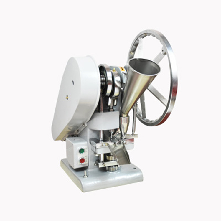 CE approved single punch tablet press machine/table tablet presser