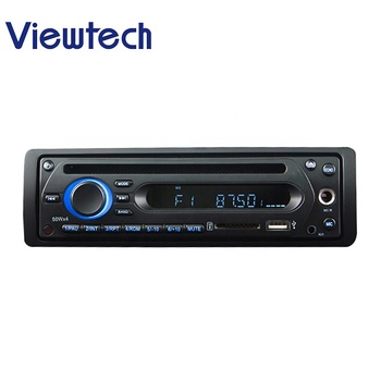 HD 1080P One Din 12V/24V Car Truck BT Bus DVD Player Car Audio Multi Function Vehicle CD Player Remote Control MP3 MP4 Player