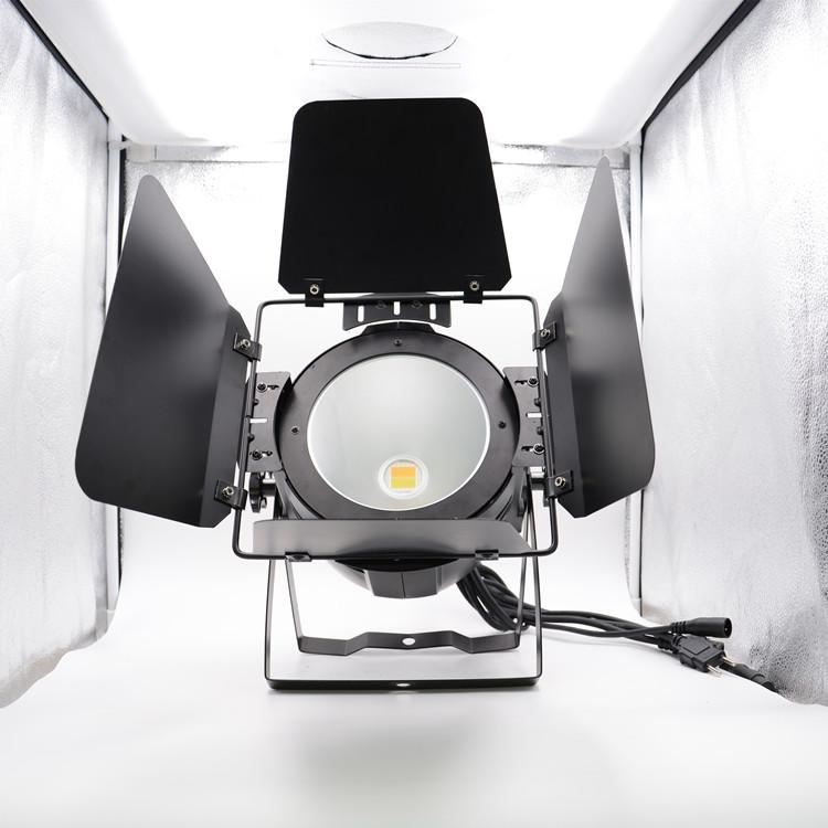 BETOPPER LED Par Light COB 200W Warm White Cool DMX Led Wash Effect Stage Lighting LC002-H