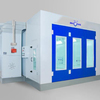 Guangzhou china paint booth exhaust fan painting booth for car