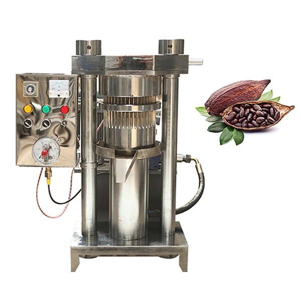 6YZ-150 Hydraulic Cold Oil Extraction Avocado Oil Press Machine