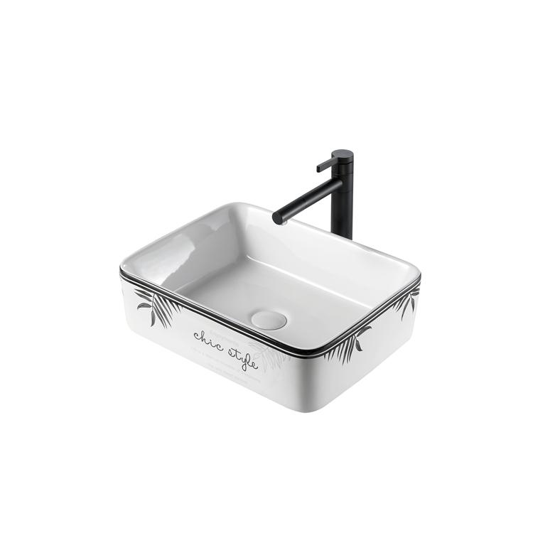 Cheap wholesale home hotel ceramic sink bathroom art ceram wash pedestal basin