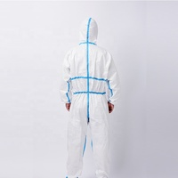 sterile nonwoven disposable medical personal protective clothing equipment suits