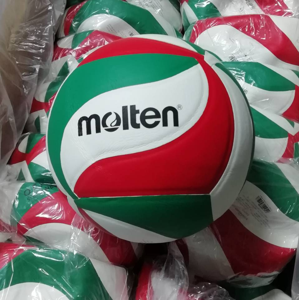 Top Quality Pallavolo V5M Molten5000, NCAA 18 Panels match training indoor volleyball