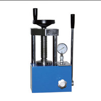 5 Tons Portable Small High-precision Desktop Manual Hydraulic Press