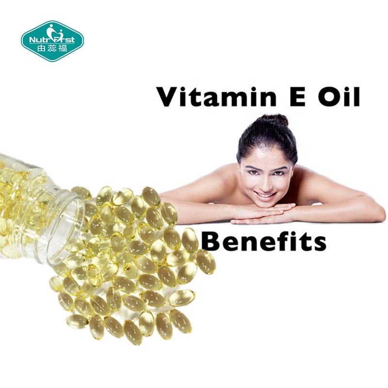 Bulk Vitamin E Capsules Collagen Vitamin E Soft Capsule