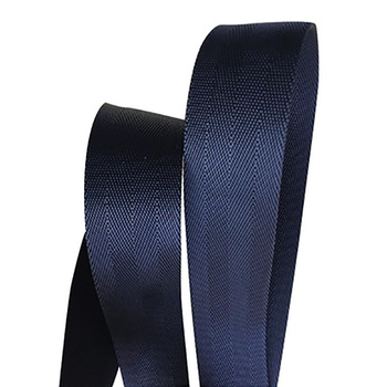 Double Twill Nylon Flat Waterproof Recycled Webbing Strap