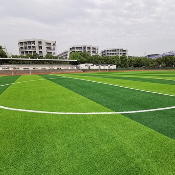Factory price comfortable football pitch artificial synthetic grass for soccer fields