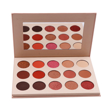 Angepasst 15 Farben <span class=keywords><strong>Make-Up</strong></span> Kosmetische Set Glitter Narbe Creme Gesicht Camouflage Schimmer <span class=keywords><strong>Körper</strong></span> Foundation Lidschatten