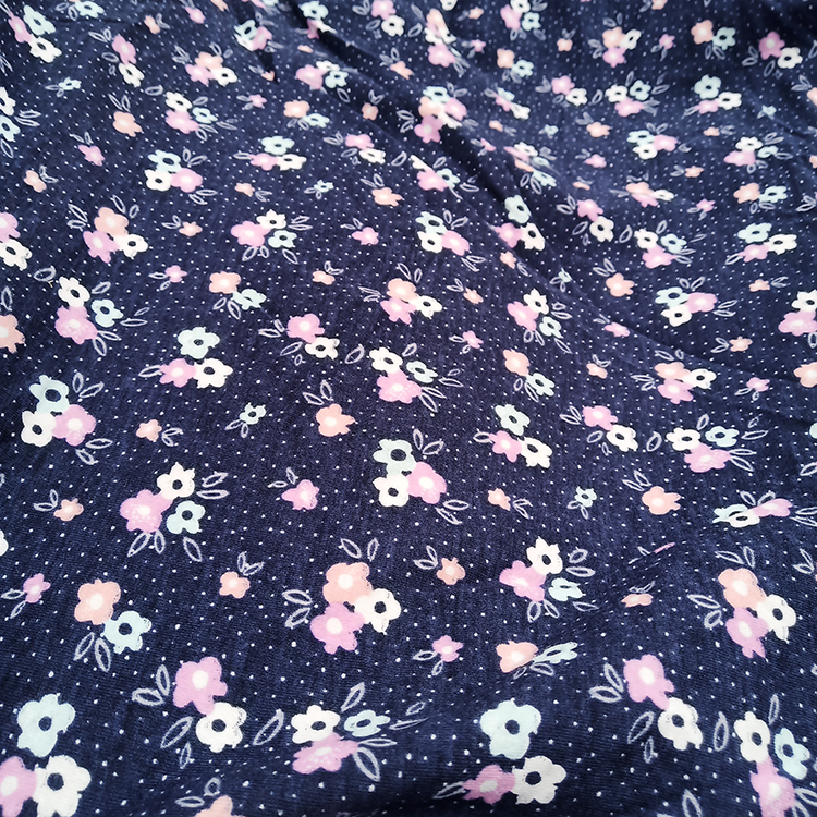Stock flannel stock fabric 100% cotton reactive printed flannel stock fabric20*10 43/44