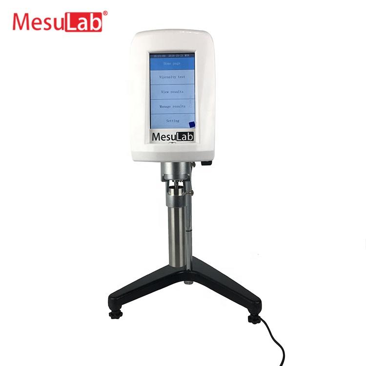 MesuLab düşük fiyat yüksek kalite ucuz fiyat döner viskozimetre dönme viskozite test cihazı
