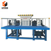economical double shaft plastic shredder machine for recycling