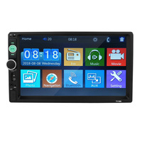 Hot Sale Factory Wholesale 7 Inch Auto Radio 2 Din Mp5 Gps car player