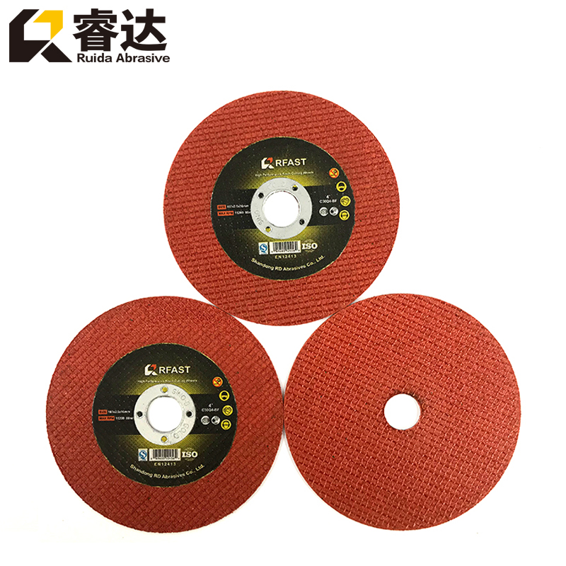 Cheaper 4 Inch Marble Abrasive Cutting Wheel For Metal