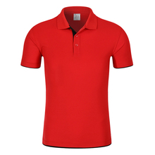 Wholesale young and energetic polo t shirt custom summer t-shirt clothes