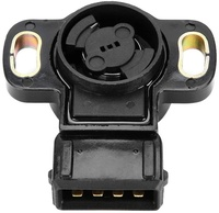 Universal Electronic Auto Spare Sensors MD614734 MD614772 Throttle Body Position TPS Sensors